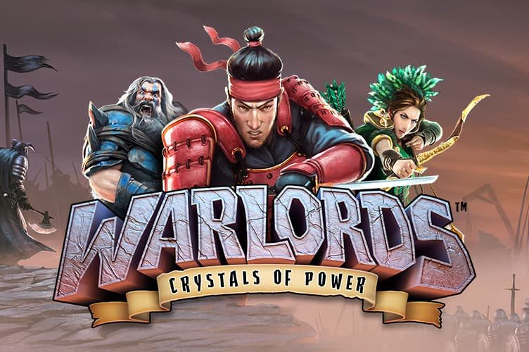 Warlords Crystals of Power slot - Warlords Crystals of Power